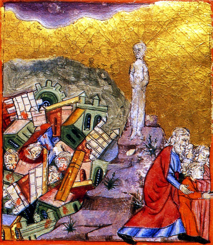 Sodom And Gomorrah Sin