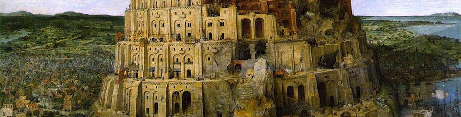 Brueghel Tower of Babel2